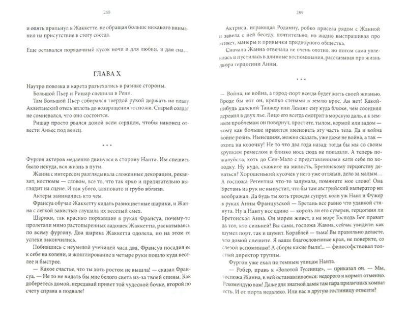 Иллюстрация 1 из 9 для Бретонская колдунья - Юлия Галанина   Лабиринт - книги. Источник: Лабиринт