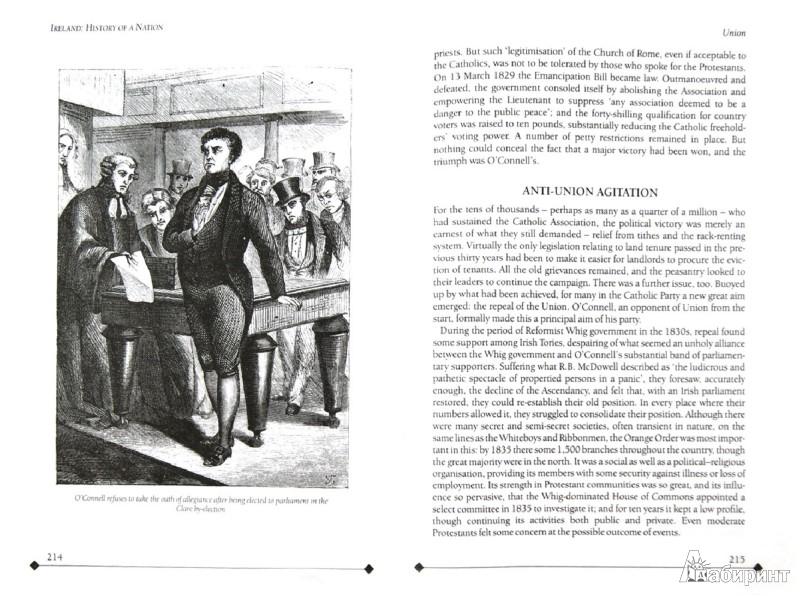 Иллюстрация 1 из 8 для Ireland. History of a Nation - David Ross   Лабиринт - книги. Источник: Лабиринт