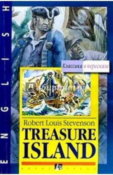Читать книгу остров сокровищ на английском