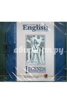 Легенды (CD) cd диск guano apes offline 1 cd