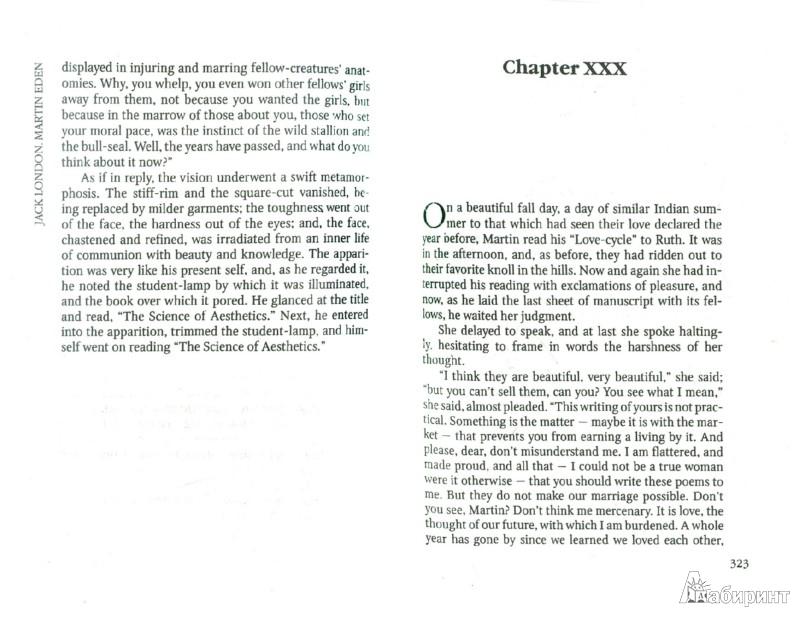 Иллюстрация 1 из 14 для Martin Eden - Jack London | Лабиринт - книги. Источник: Лабиринт