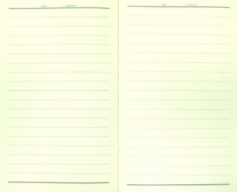 """Иллюстрация 1 из 2 для Книга для записи линованная А6, на резинке """"Сингапур"""" (60508)   Лабиринт - канцтовы. Источник: Лабиринт"""