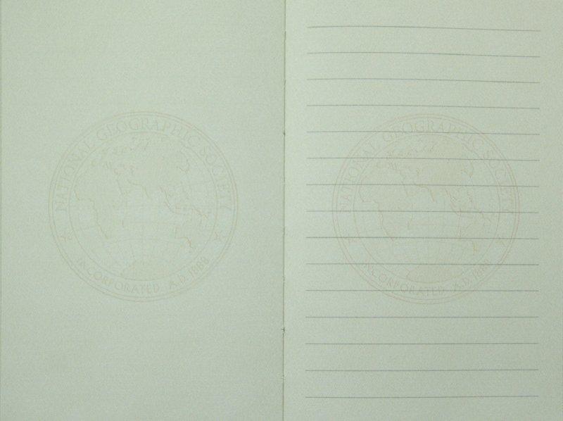 """Иллюстрация 1 из 2 для Книга для записей """"National Geographic"""". (60750)   Лабиринт - канцтовы. Источник: Лабиринт"""
