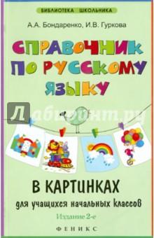 Справочник по русскому языку в картинках для учащихся начальных классов