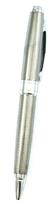 """Иллюстрация 1 из 2 для Ручка шариковая """"Protege"""", цвет корпуса серебристый (20-7814 111651)   Лабиринт - канцтовы. Источник: Лабиринт"""
