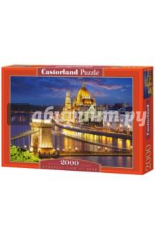 Puzzle-2000 Будапешт в сумерках (C-200405) puzzle 2000 рододендроны adamus 29662