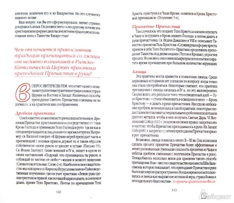 Иллюстрация 1 из 8 для Православие в вопросах и ответах - Стенли Протоиерей | Лабиринт - книги. Источник: Лабиринт