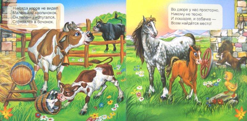 Иллюстрация 1 из 11 для Утенок на ферме - Ирина Кирилина | Лабиринт - книги. Источник: Лабиринт