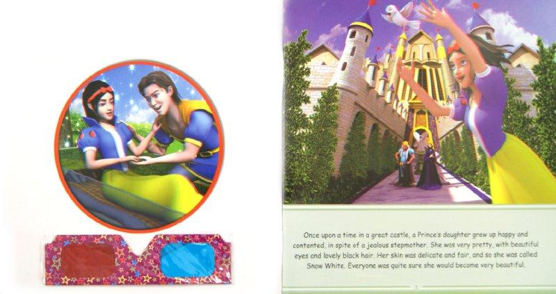 Иллюстрация 1 из 8 для Snow White and the Seven Dwarts. Сказки 3D   Лабиринт - книги. Источник: Лабиринт