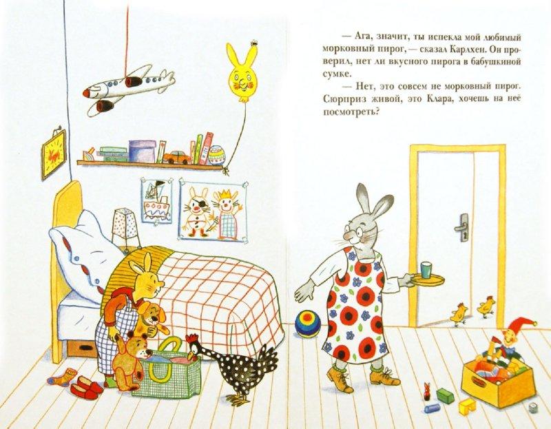 Иллюстрация 1 из 9 для Карлхен, папа, мама и бабушка Никкель. Комплект из 5-ти книг - Ротраут Бернер | Лабиринт - книги. Источник: Лабиринт