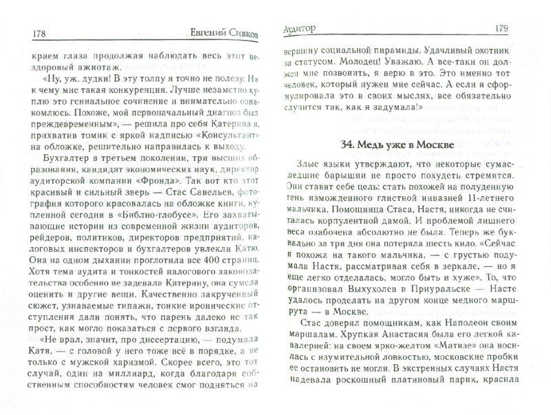 Иллюстрация 1 из 4 для Аудитор - Евгений Сивков | Лабиринт - книги. Источник: Лабиринт