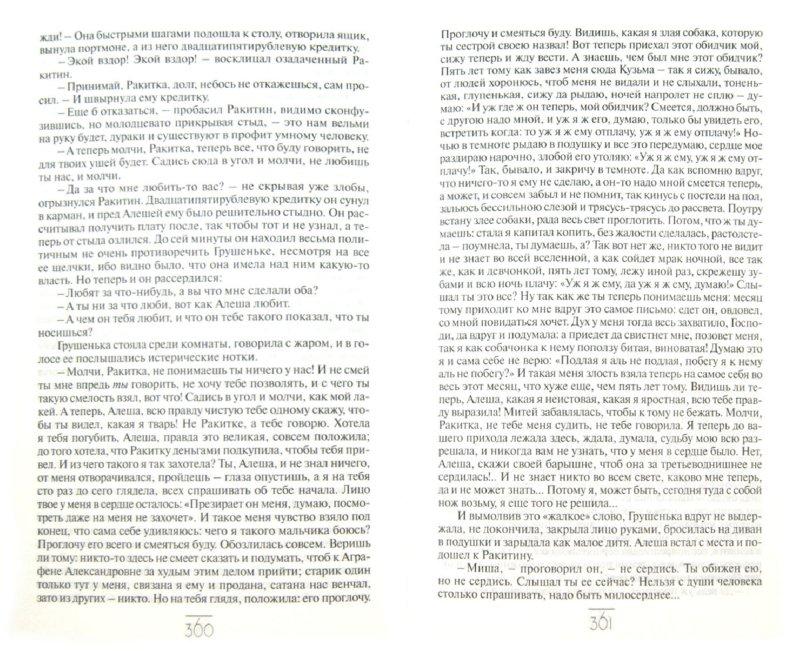 Иллюстрация 1 из 10 для Братья Карамазовы - Федор Достоевский   Лабиринт - книги. Источник: Лабиринт