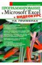 Кашаев Сергей Михайлович Программирование в Microsoft Excel на примерах (+CD) недорого