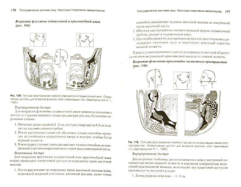 Иллюстрация 1 из 3 для Топографическая анатомия и оперативная хирургия для стоматологов - Семенов, Лебедев   Лабиринт - книги. Источник: Лабиринт