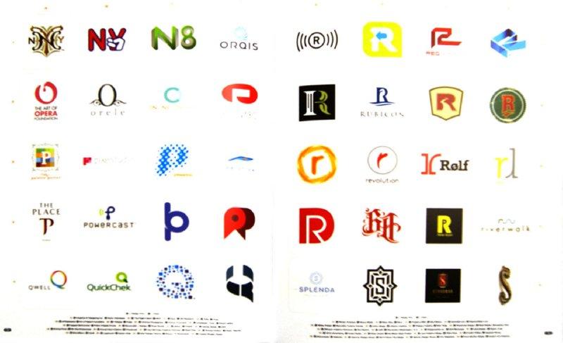 Иллюстрация 1 из 10 для Logolounge 5. 2000 работ, созданных ведущими дизайнерами мира - Гарднер, Фишел   Лабиринт - книги. Источник: Лабиринт