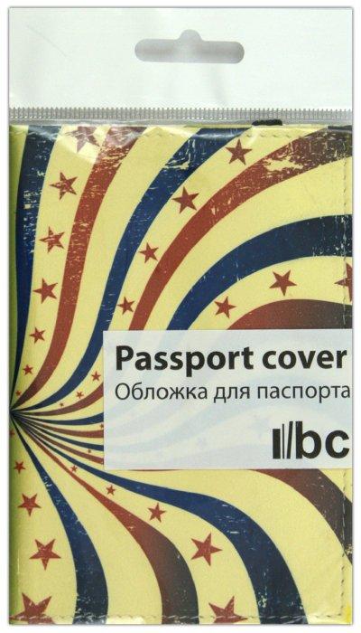 Иллюстрация 1 из 4 для Обложка для паспорта (Ps 7.4.12) | Лабиринт - канцтовы. Источник: Лабиринт
