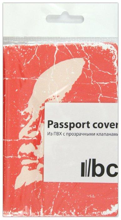 Иллюстрация 1 из 6 для Обложка для паспорта (Ps 8.6) | Лабиринт - канцтовы. Источник: Лабиринт