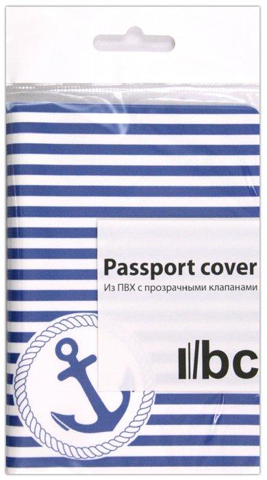 Иллюстрация 1 из 3 для Обложка для паспорта (Ps 8.8)   Лабиринт - канцтовы. Источник: Лабиринт