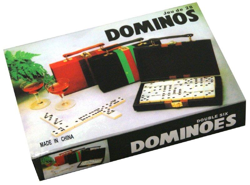 Иллюстрация 1 из 2 для Игра настольная Домино (24968)   Лабиринт - игрушки. Источник: Лабиринт