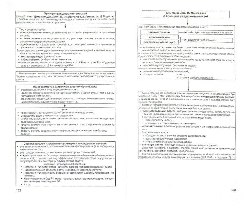Иллюстрация 1 из 6 для Теория государства и права в схемах и определениях: учебное пособие - Ольга Беляева | Лабиринт - книги. Источник: Лабиринт