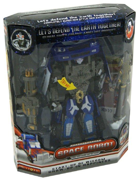 Иллюстрация 1 из 2 для Робот (свет и музыка) (D622-E1871A)   Лабиринт - игрушки. Источник: Лабиринт