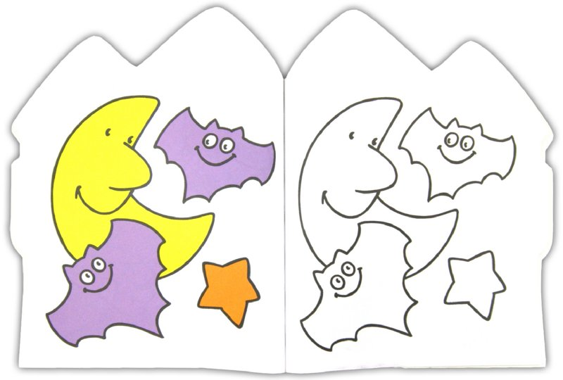Иллюстрация 2 из 13 для Раскраска для малышей. Сова ...