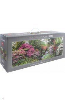 Puzzle-6000 Сад, панорама (29473) минитракторы в москве кубота 6000