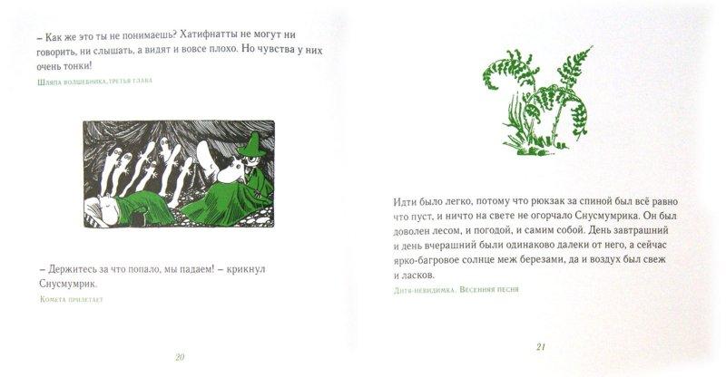 Иллюстрация 1 из 38 для Мудрые мысли Снусмумрика - Туве Янссон | Лабиринт - книги. Источник: Лабиринт