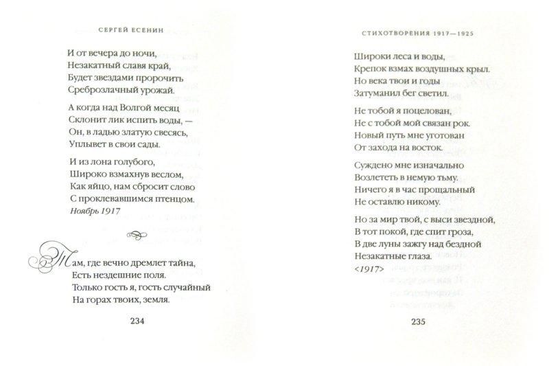 Иллюстрация 1 из 8 для Избранные стихотворения - Сергей Есенин   Лабиринт - книги. Источник: Лабиринт