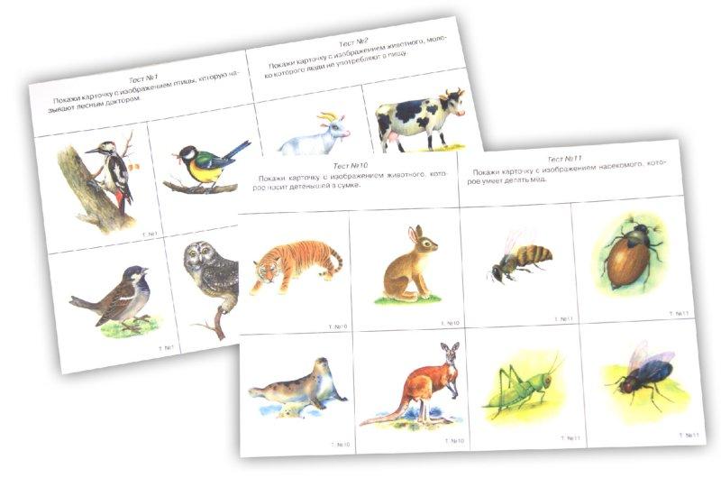 Иллюстрация 1 из 16 для Готов ли ребенок к школе. Тесты. Окружающий мир - Л. Маврина | Лабиринт - книги. Источник: Лабиринт