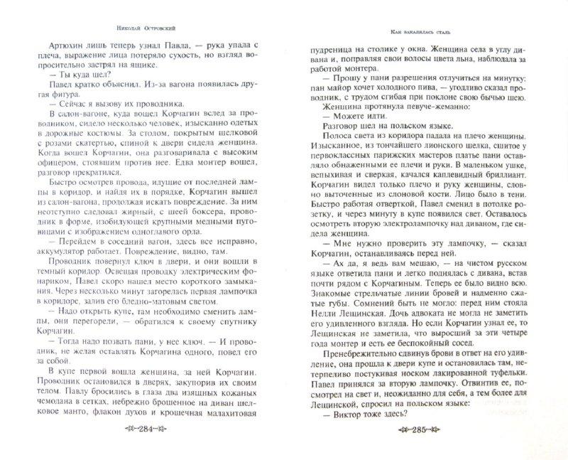 Иллюстрация 1 из 5 для Как закалялась сталь - Николай Островский | Лабиринт - книги. Источник: Лабиринт