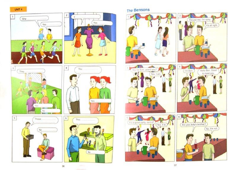 Иллюстрация 1 из 21 для Наглядный английский для начинающих. В 2-х книгах - Криштон, Костер   Лабиринт - книги. Источник: Лабиринт