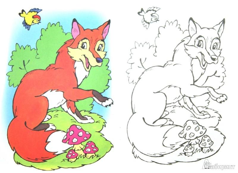 Иллюстрация 1 из 17 для Летом в лесу - Лопатина, Скребцова | Лабиринт - книги. Источник: Лабиринт