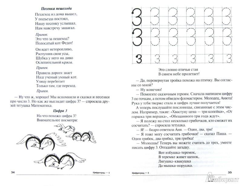 Иллюстрация 1 из 19 для Путешествие в Цифроград: Первая математическая сказка - Татьяна Шорыгина   Лабиринт - книги. Источник: Лабиринт