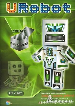 Иллюстрация 2 из 2 для Конструктор робот-трансформер Марк (12101) | Лабиринт - игрушки. Источник: Лабиринт