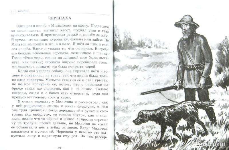 Иллюстрация 1 из 41 для Сказки, рассказы, повести - Лев Толстой   Лабиринт - книги. Источник: Лабиринт