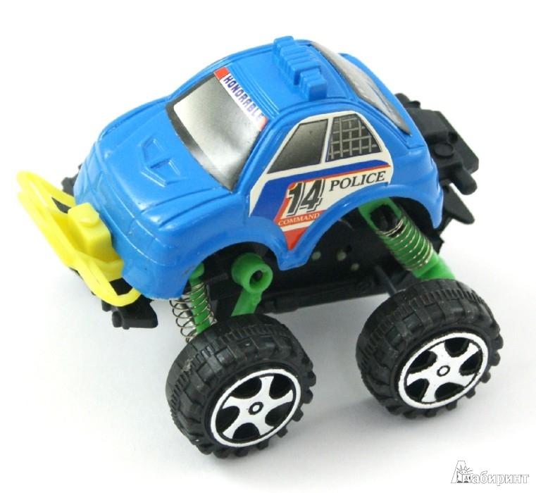 Иллюстрация 1 из 8 для Машина (218467) | Лабиринт - игрушки. Источник: Лабиринт
