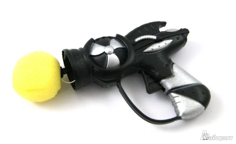 Иллюстрация 1 из 6 для Пистолет цветной малый с мягким шариком на веревке (29773) | Лабиринт - игрушки. Источник: Лабиринт