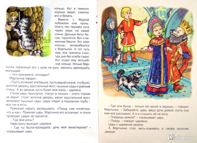 Иллюстрация 1 из 11 для Волшебное кольцо | Лабиринт - книги. Источник: Лабиринт