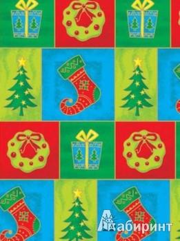 Иллюстрация 1 из 3 для Бумага упаковочная подарочная (20422) | Лабиринт - сувениры. Источник: Лабиринт