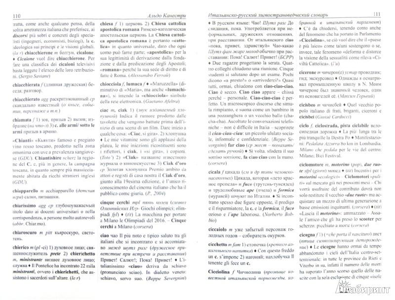 Иллюстрация 1 из 10 для Итальянско-русский лингвострановедческий словарь - Альдо Канестри | Лабиринт - книги. Источник: Лабиринт