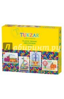 """Мозаика пластикова """"Multiform"""" 710 предметов (TZ 8292) от Лабиринт"""