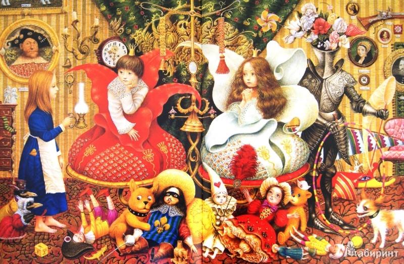 Иллюстрация 1 из 7 для The Snow Queen - Hans Andersen | Лабиринт - книги. Источник: Лабиринт