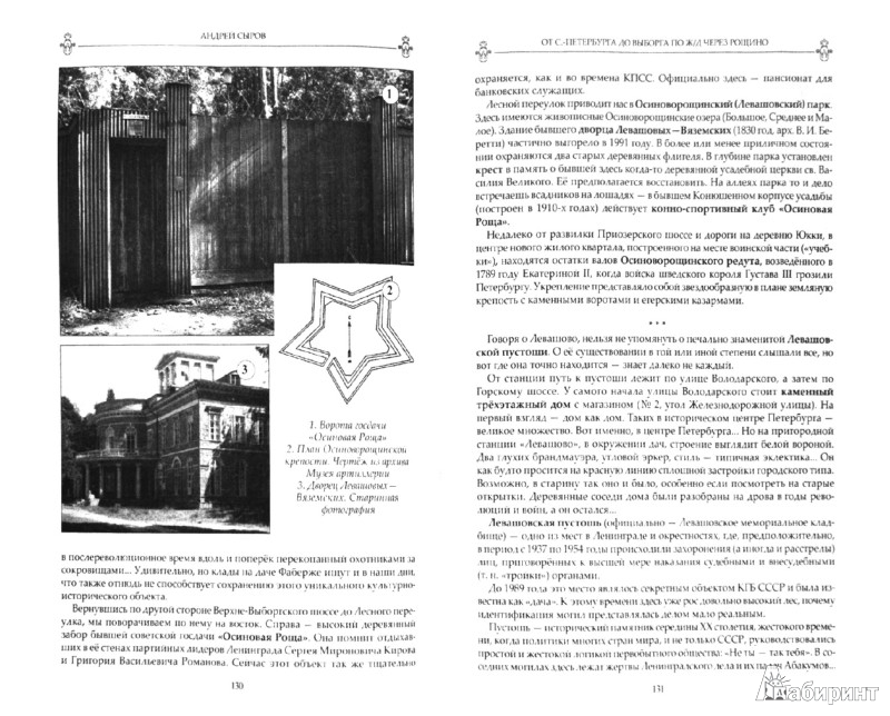 Иллюстрация 1 из 13 для Забытые достопримечательности западной части Карельского перешейка - Андрей Сыров | Лабиринт - книги. Источник: Лабиринт
