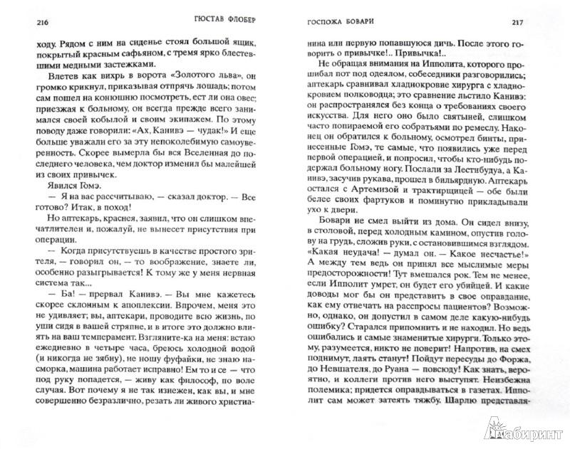 Иллюстрация 1 из 22 для Госпожа Бовари - Гюстав Флобер | Лабиринт - книги. Источник: Лабиринт