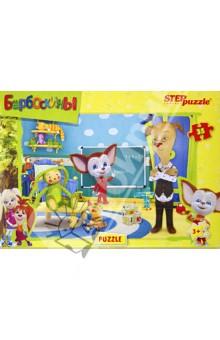 """Step Puzzle-35 """"Барбоскины"""" (91119)"""