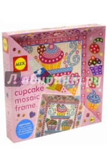 Набор Мозаика в рамке Тортик (1171C) alex мозаика прелесть