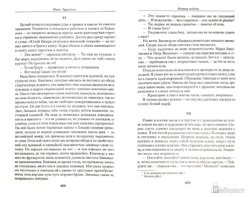 Иллюстрация 1 из 34 для Малое собрание сочинений - Иван Тургенев | Лабиринт - книги. Источник: Лабиринт