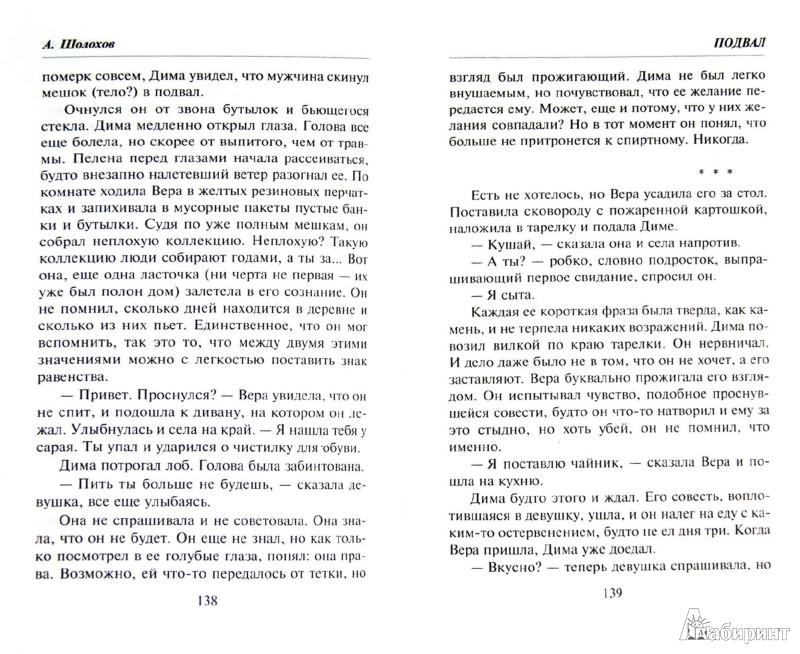 Иллюстрация 1 из 7 для Подвал - Алексей Шолохов   Лабиринт - книги. Источник: Лабиринт