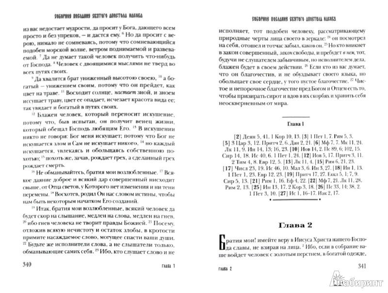 Иллюстрация 1 из 6 для Новый Завет   Лабиринт - книги. Источник: Лабиринт